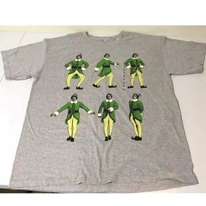 Ripple Junction Buddy The Elf Large T-Shirt NWT
